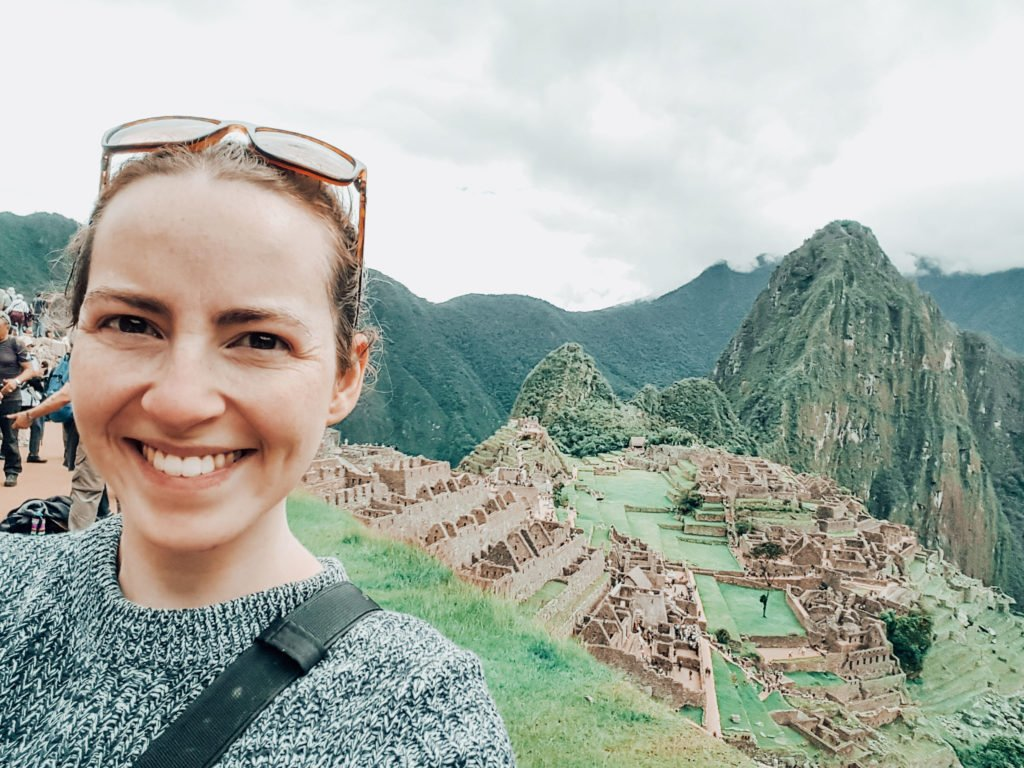 trekking the Inca Trail to Machu Picchu was important to my personal growth on my solo female RTW trip | Turn Your Career Break into Career Success