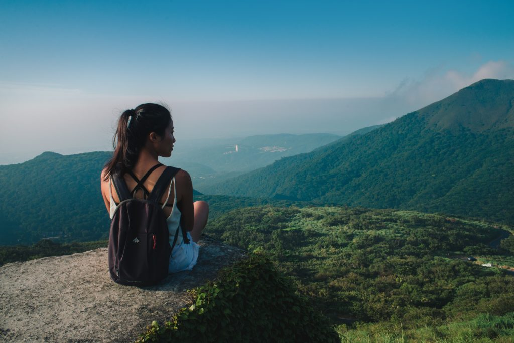 Living out of a backpack as a solo female traveler is no piece of cake.