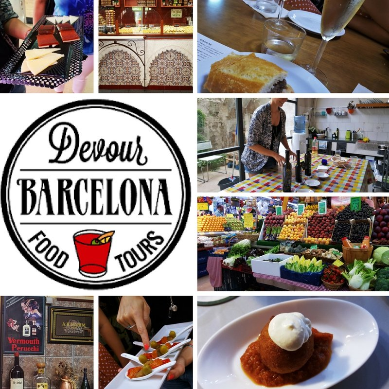 Eating My Way Across Gracia with Devour Barcelona