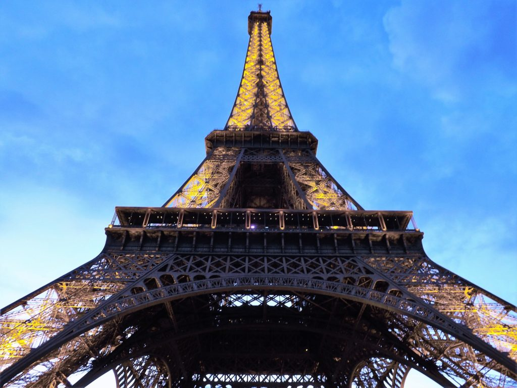 Large cities like Paris can even be friendly to introverts.