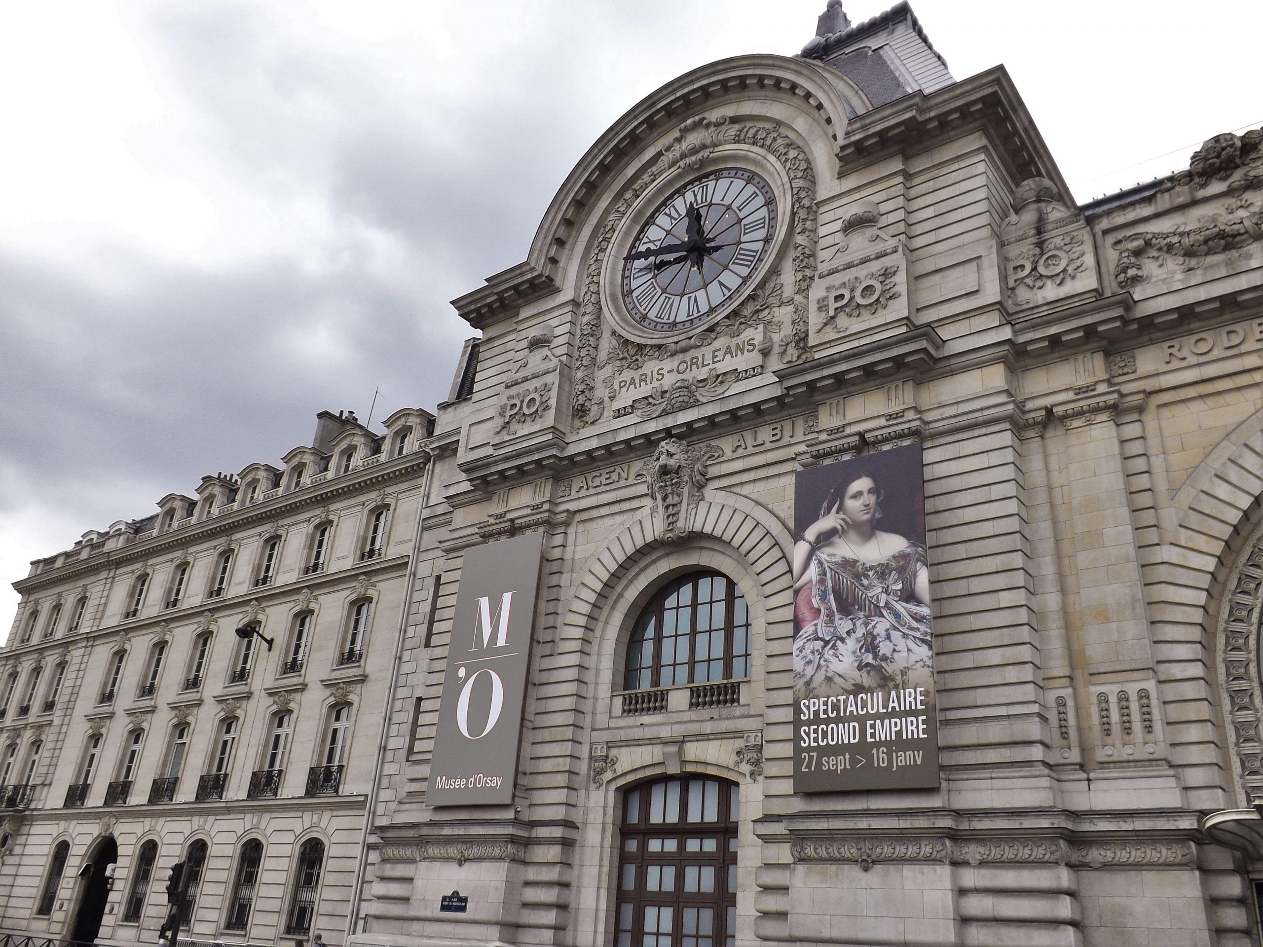 Racism at the Musee d'Orsay