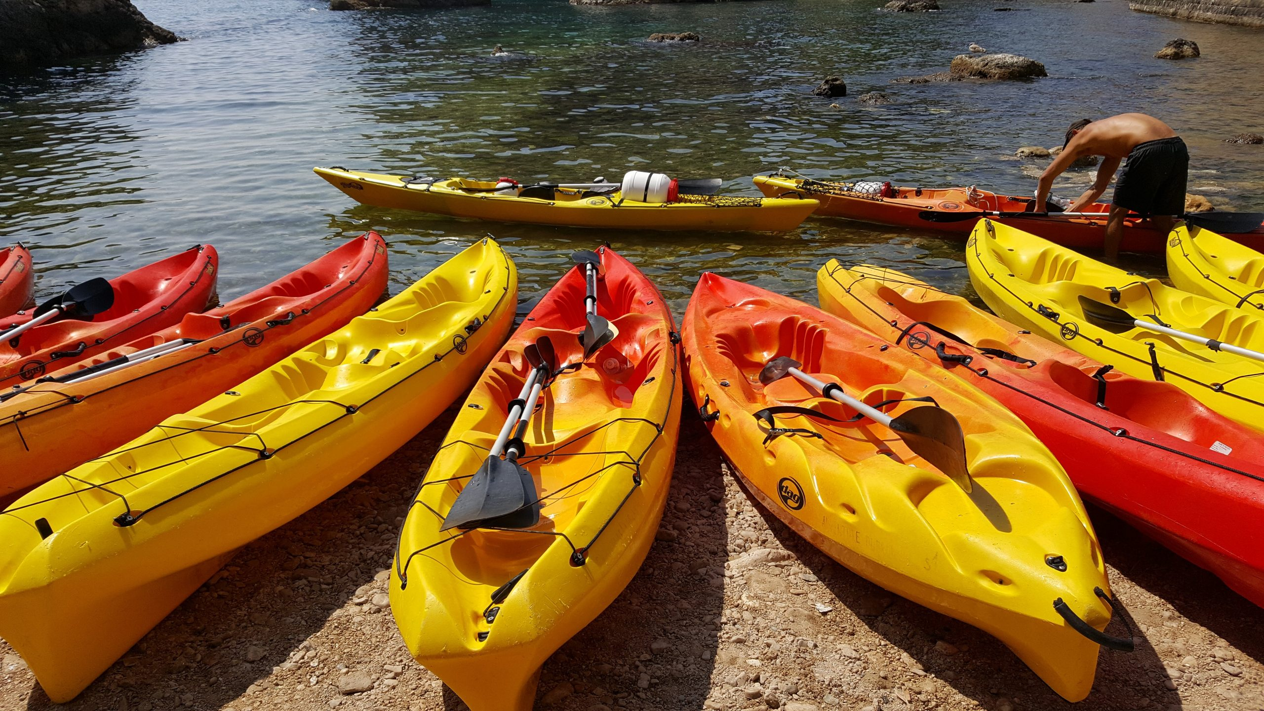 How Kayaking in Croatia Broke (and Rebuilt) Me