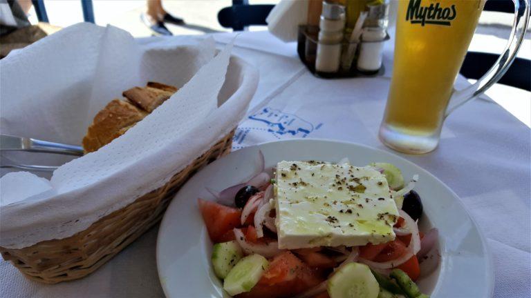 What to Eat Where on Santorini