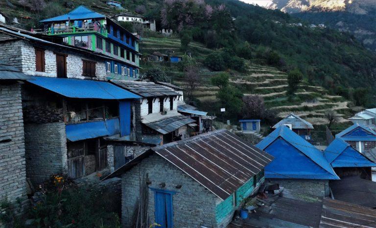 RTW Budget: Nepal