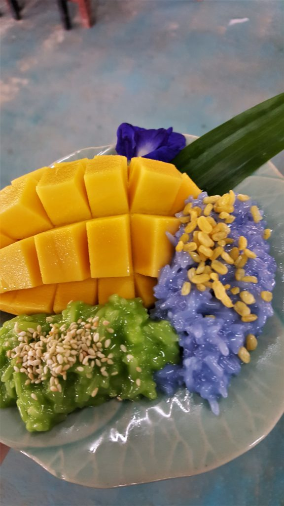 Cooking Class in Chiang Mai - Mango Sticky Rice
