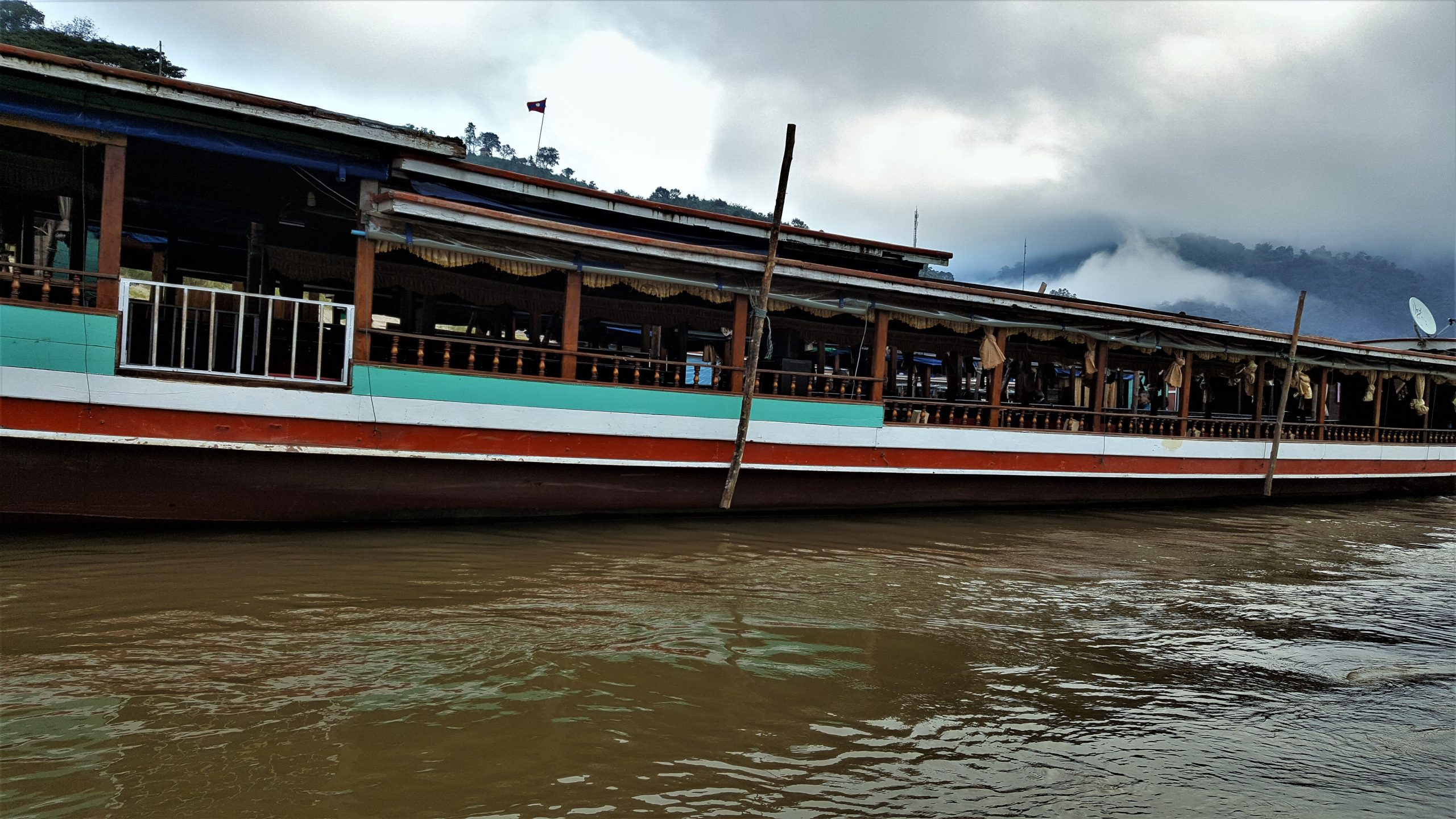 What to Expect on the Slow Boat to Laos