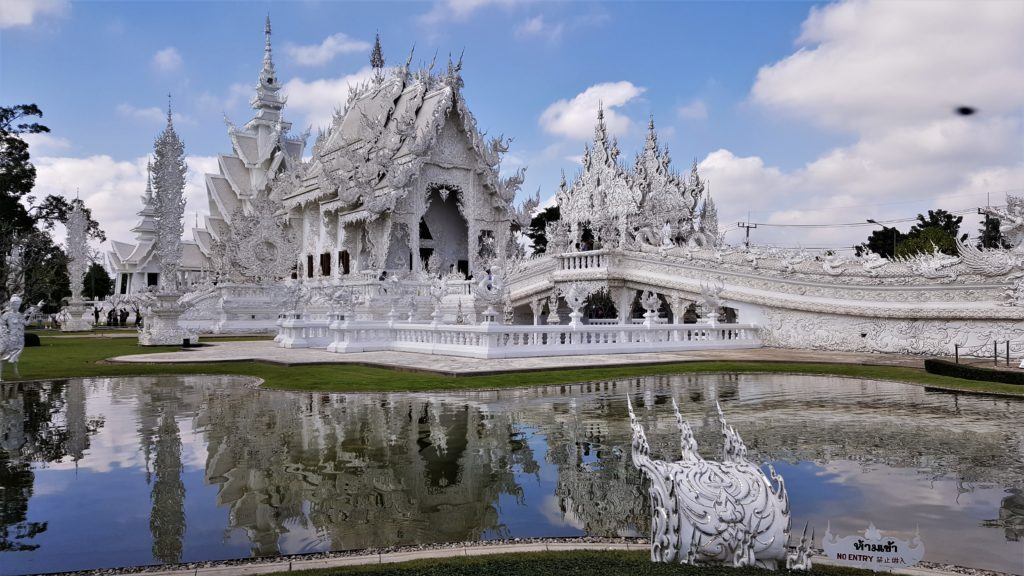 White Temple | Chiang Rai Thailand | Southeast Asia Itinerary