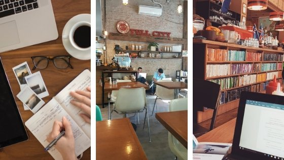 How to Pick Work Cafes While Traveling