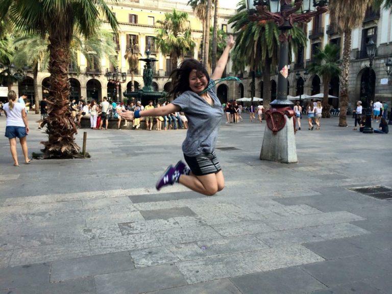 Featured WorldSmith: Dancer Alaine Handa