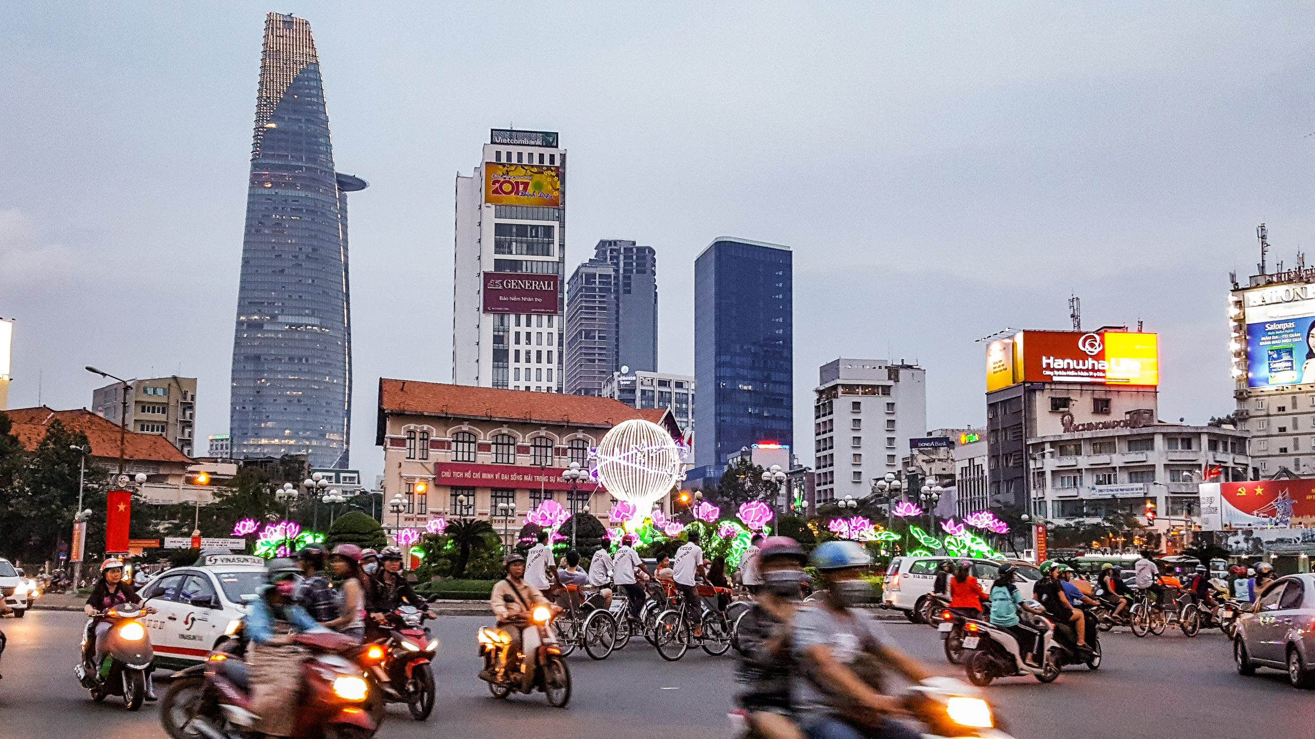 One Day in Ho Chi Minh City