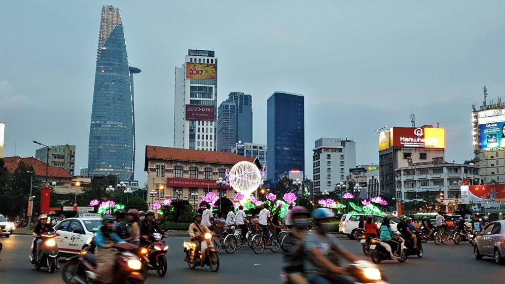 Ho Chi Minh City   Saigon   Vietnam   Southeast Asia Itinerary