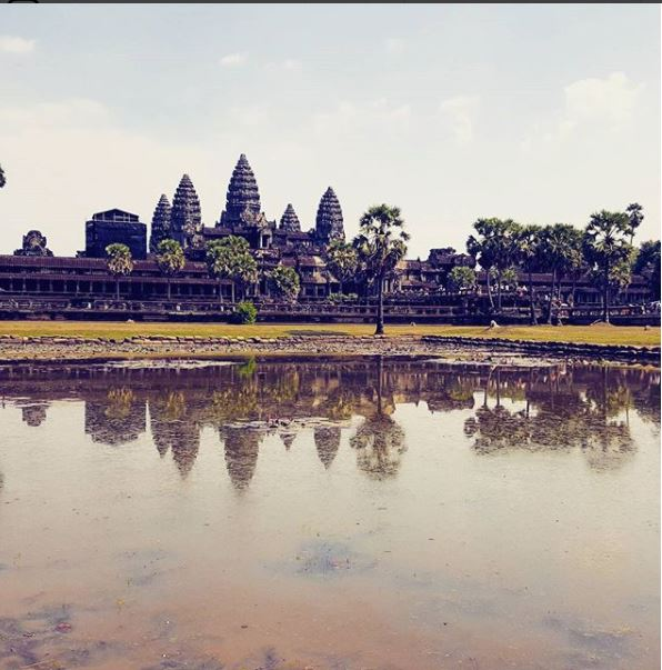 How to Avoid the Crowds at Angkor Wat