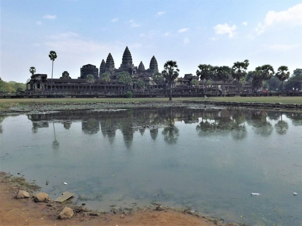 Angkor Wat | Siem Reap Cambodia | Southeast Asia Itinerary
