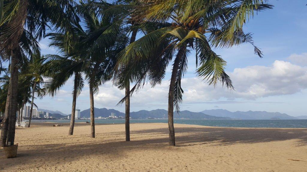 Beach in Nha Trang Vietnam   Southeast Asia Itinerary
