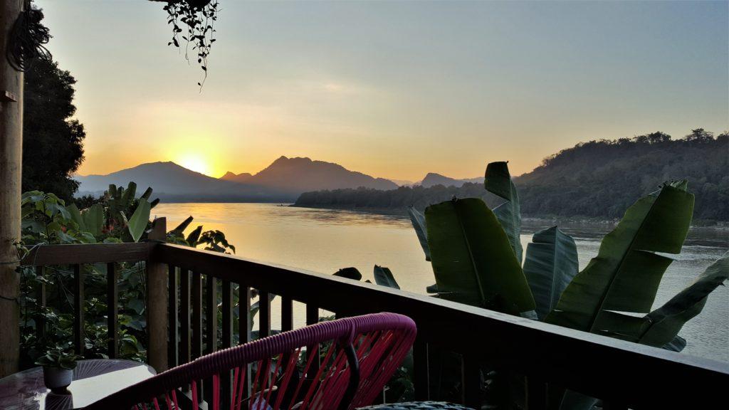 Silk Road Cafe   Ock Pop Tok Weaving Class   Luang Prabang Laos   Southeast Asia Itinerary