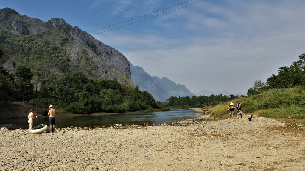 Vang Vieng Tubing   Vang Vieng Laos   Southeast Asia Itinerary