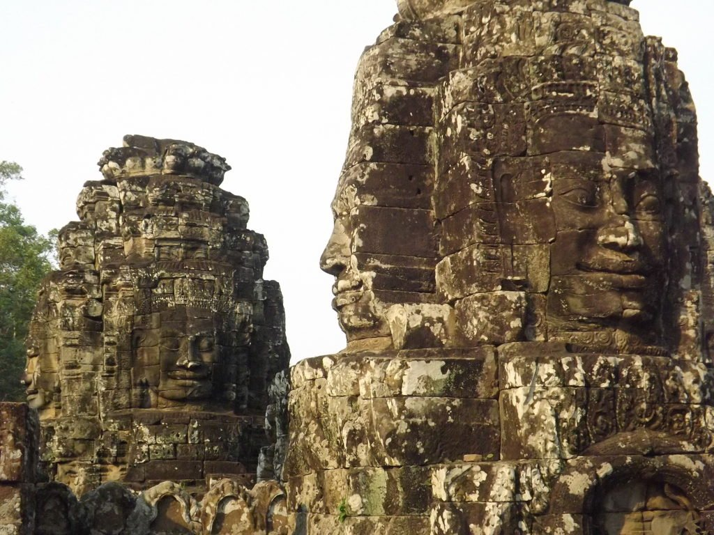 Temple of Bayon - Budget for Cambodia