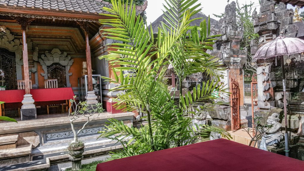 Family Home for Ubud Cooking Class