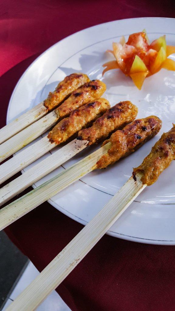 Sate Empol - Ubud Cooking Class