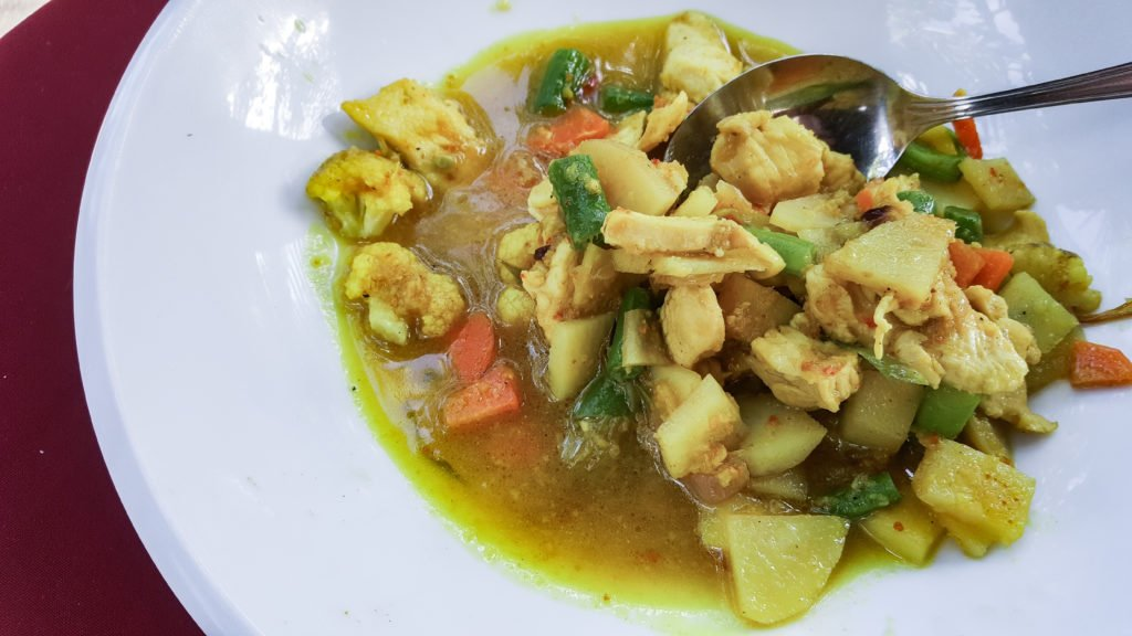 Chicken Curry - Ubud Cooking Class