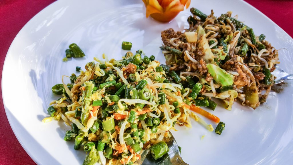 Gado-Gado and Lawar Bali - Ubud Cooking Class