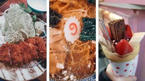 What to Eat in Kyoto, Osaka and Tokyo: A Japan Food Guide