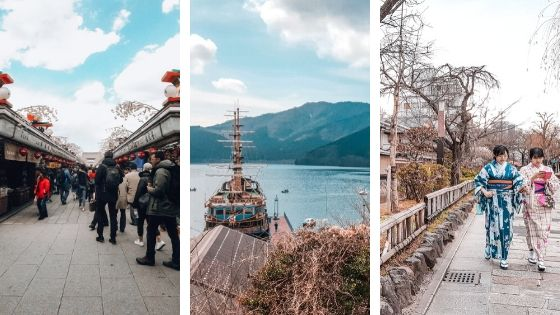 10 Days in Japan for Solo Female Travelers