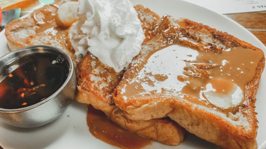 horchata French Toast at Saint Anejo in Nashville Tennessee | One Day in Nashville for Solo Female Travelers