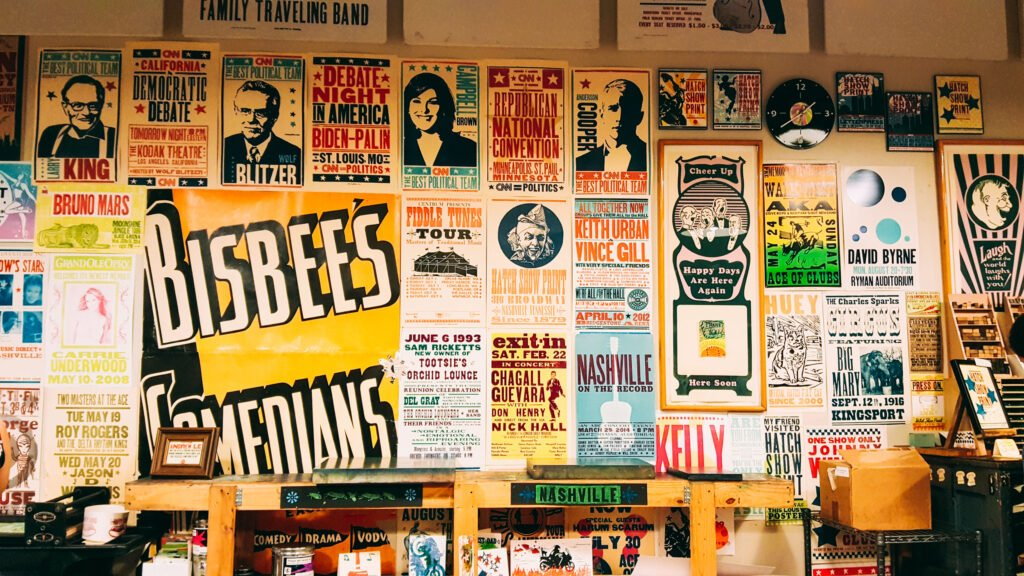 Hatch Show Print in Nashville Tennessee | One Day in Nashville for Solo Female Travelers