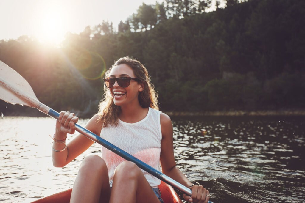 kayaking | How to Have a Stellar Summer Staycation