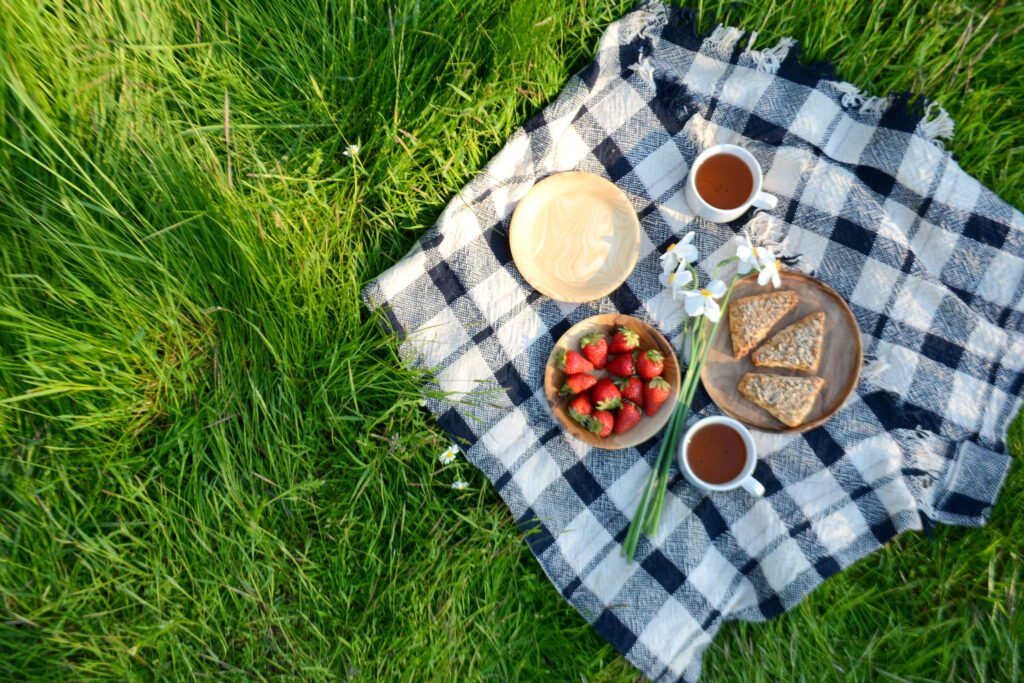 picnic | How to Have a Stellar Summer Staycation