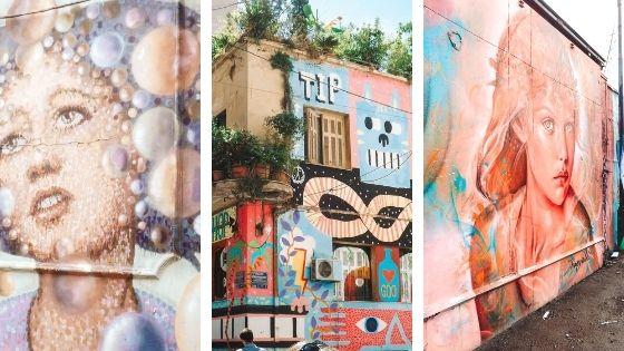 Best Street Art Cities