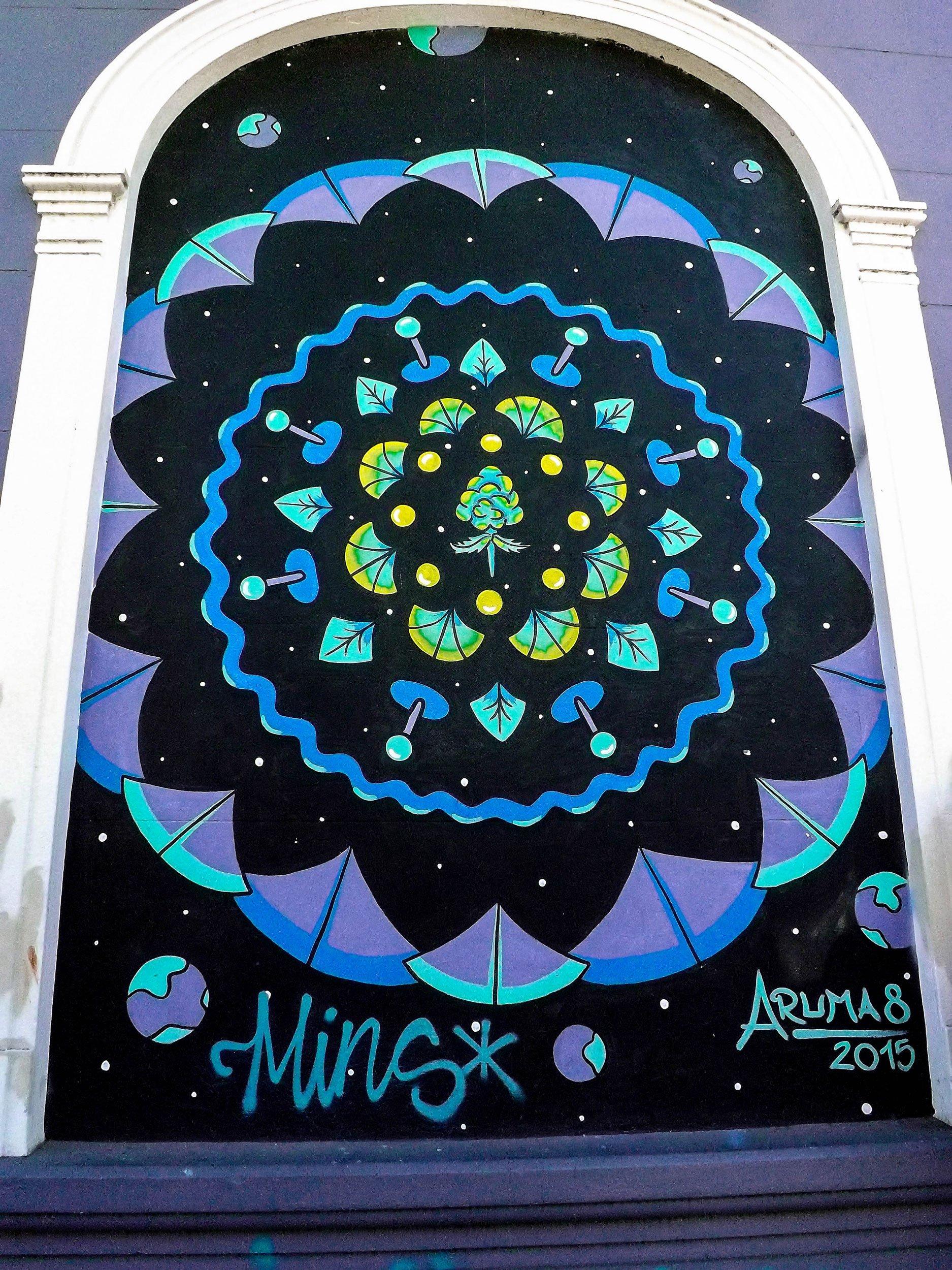 mural by Aruma 8 Buenos Aires | Best Street Art Cities