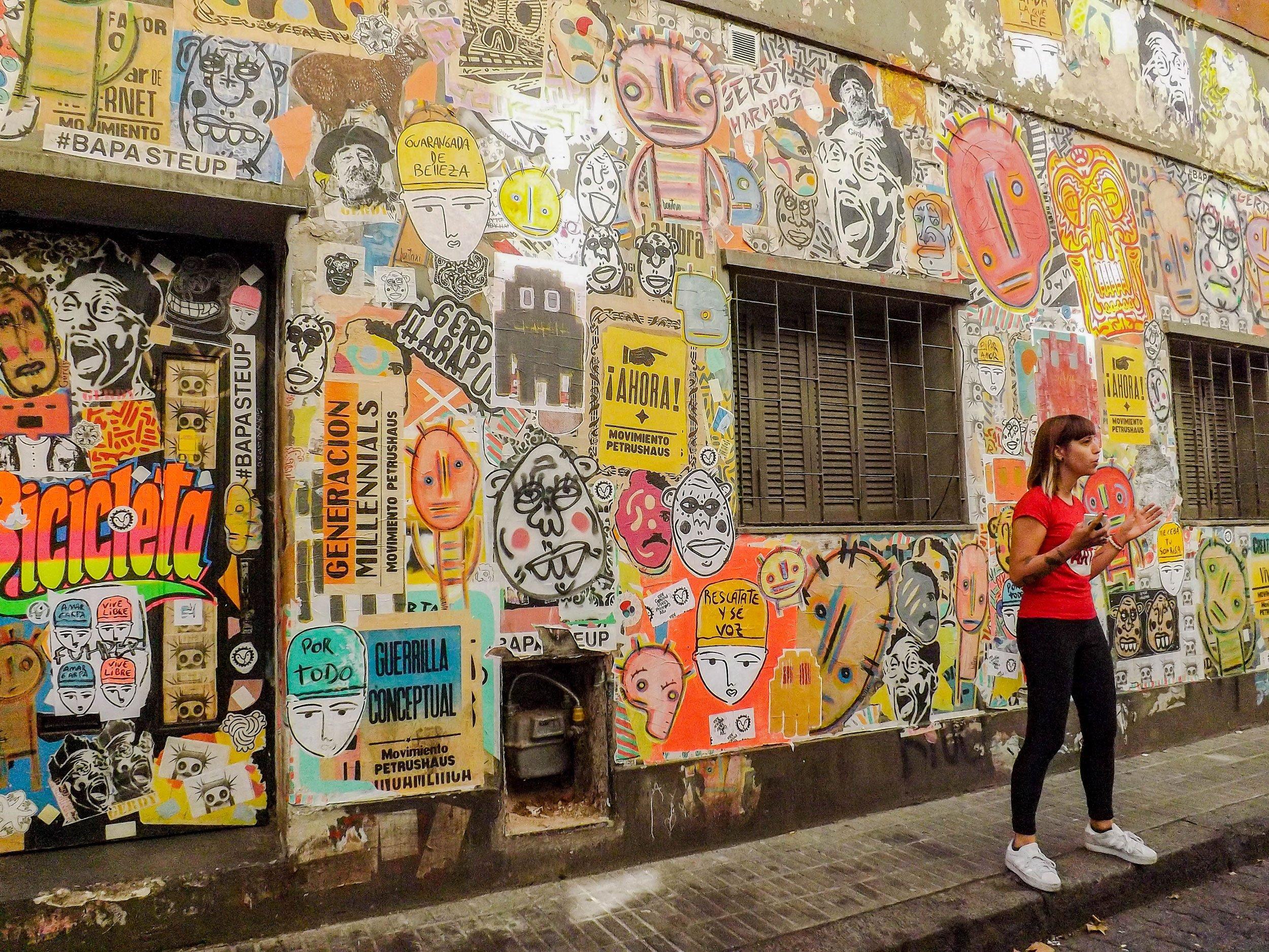 Buenos Aires street art tour | Best Street Art Cities