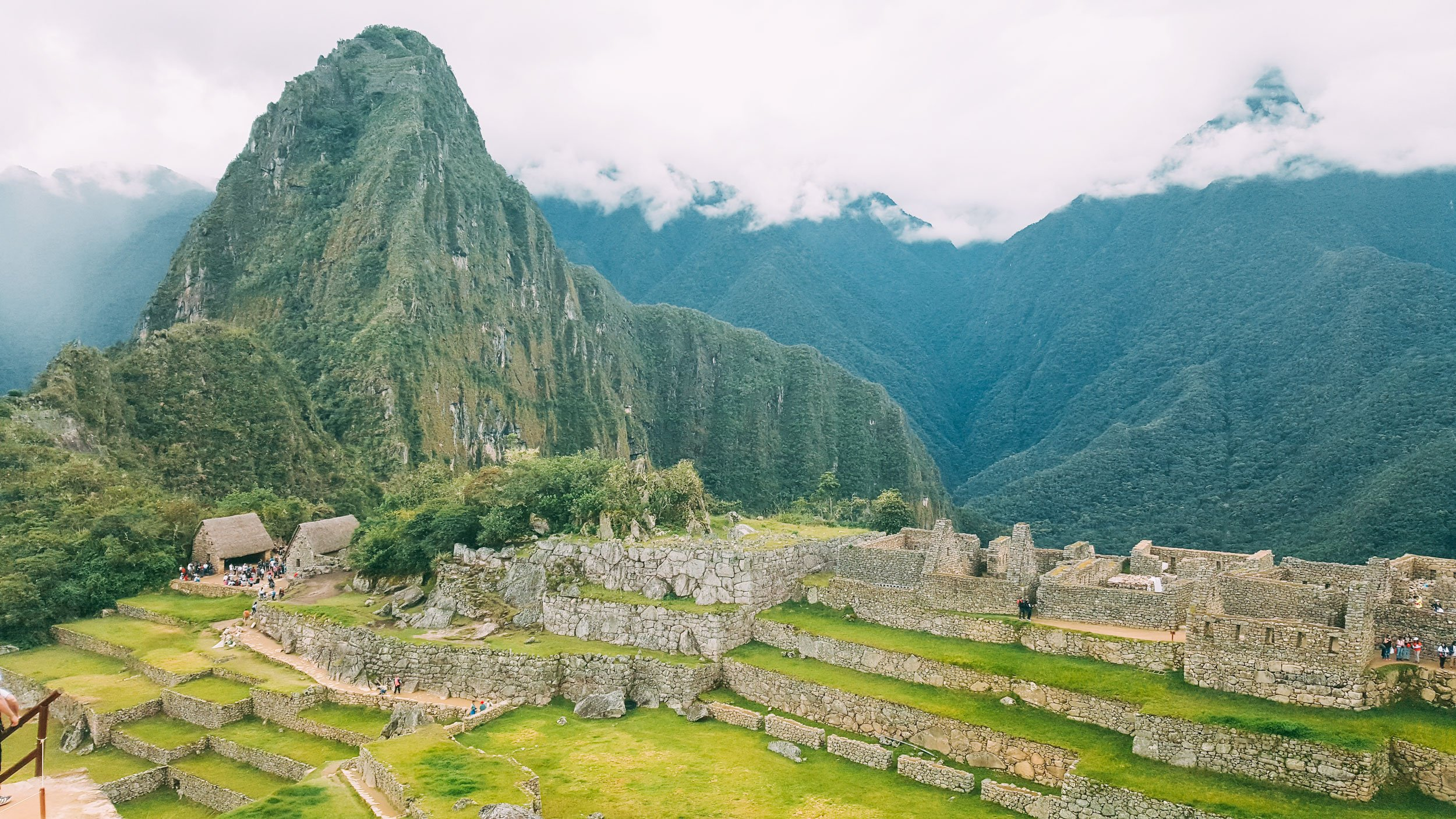 Hiking the Inca Trail to Machu Picchu is the kind of life changing experience that can form the pinnacle of a RTW Trip | What is a RTW Trip?