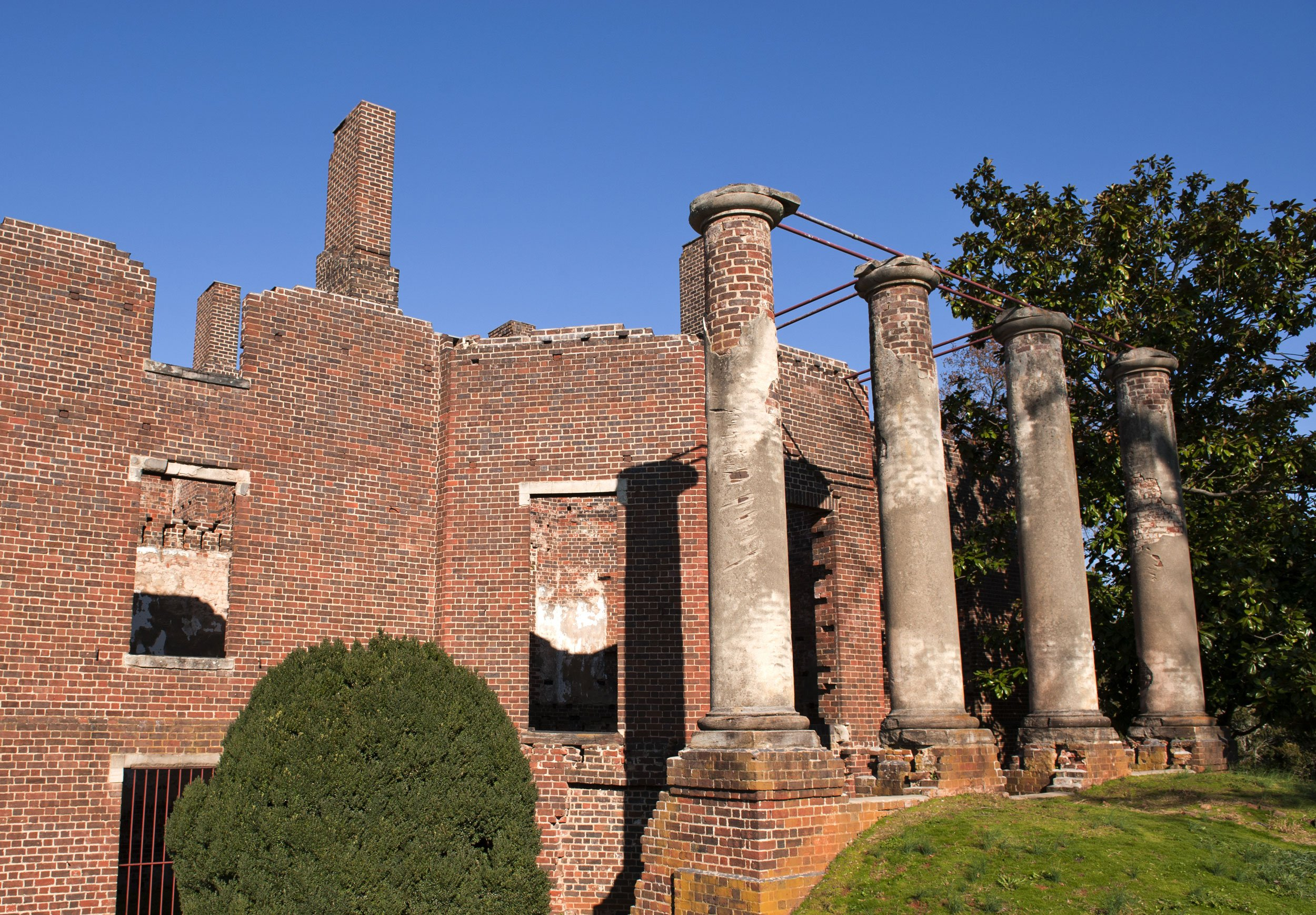 Barboursville Ruins | Free Things to Do in Charlottesville