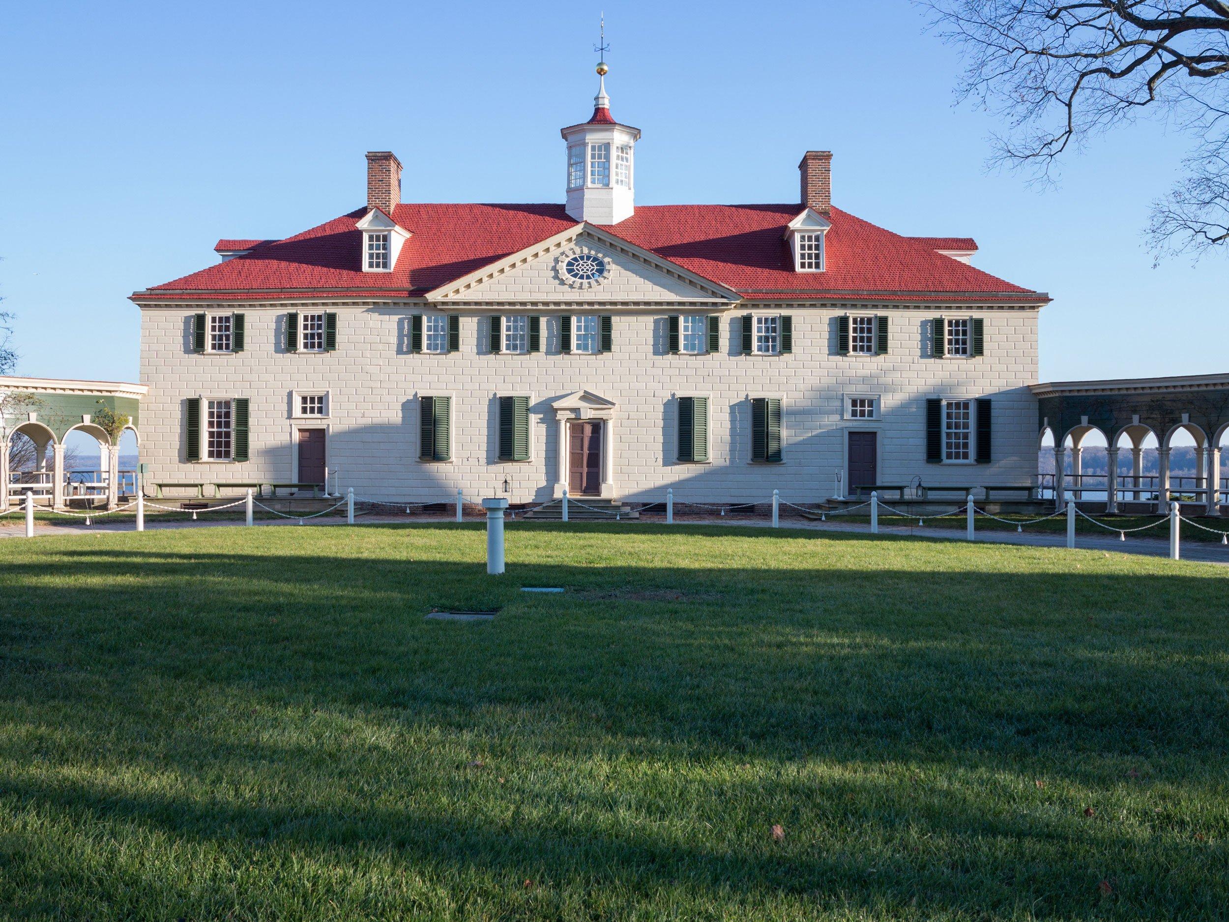 Mount Vernon | Solo Female Travel in Virginia