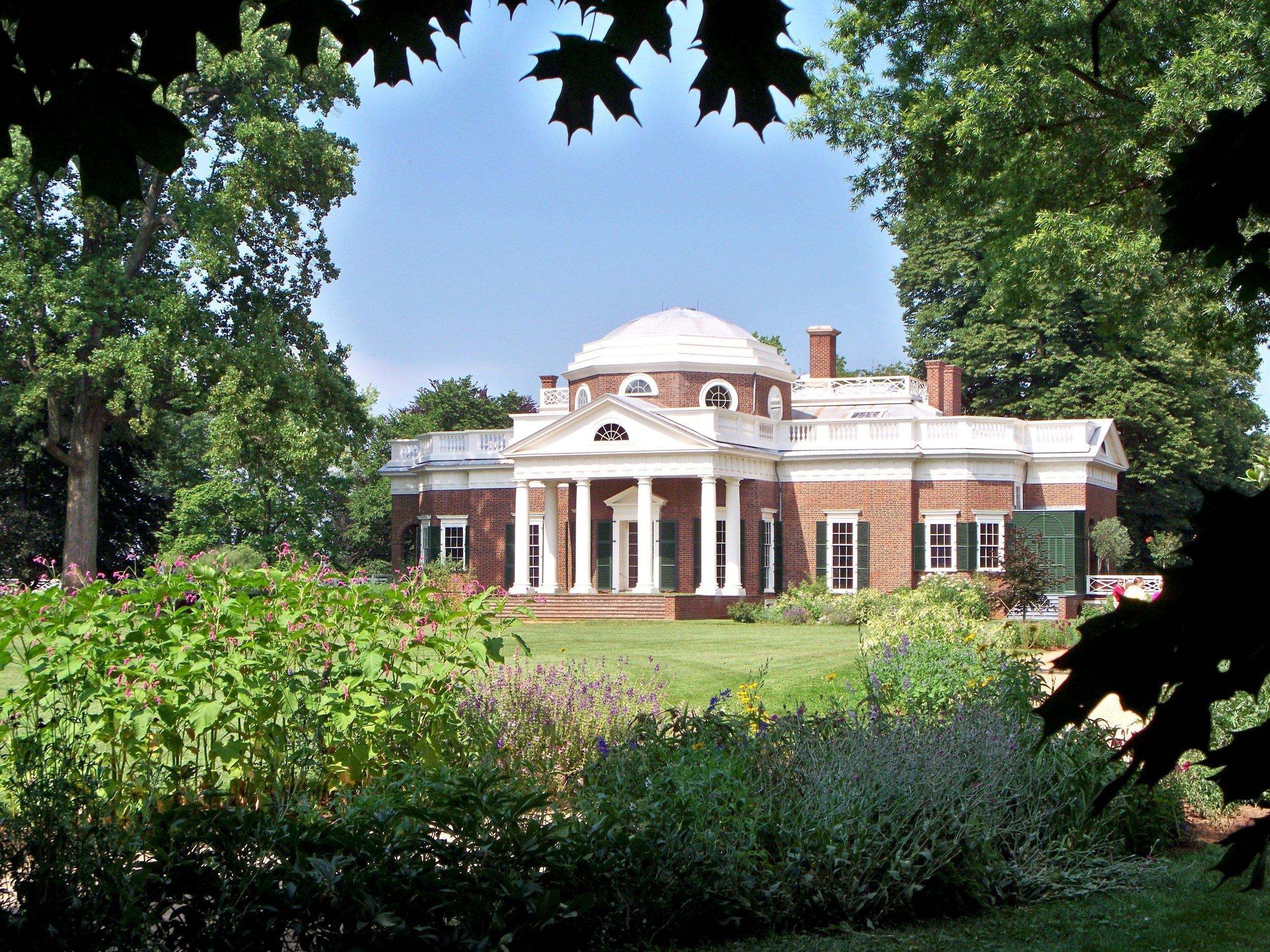 Monticello in Charlottesville Virginia | 2 Week Virginia Road Trip from Washington DC