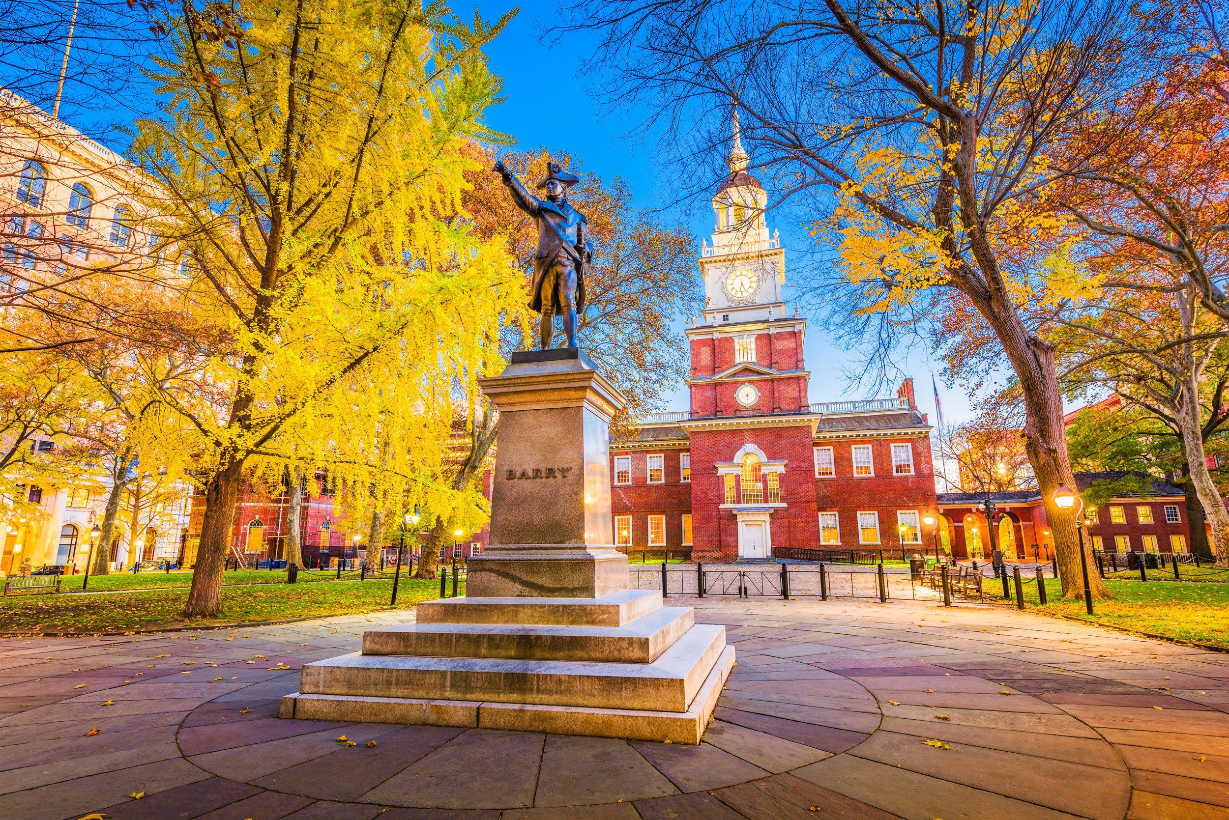 Philadelphia   Day Trips from Washington DC