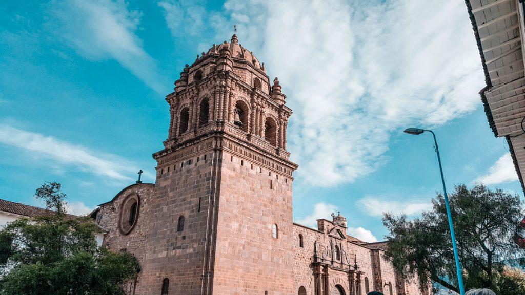 Qoricancha Cusco Peru | 2 Weeks in Peru for Solo Female Travelers