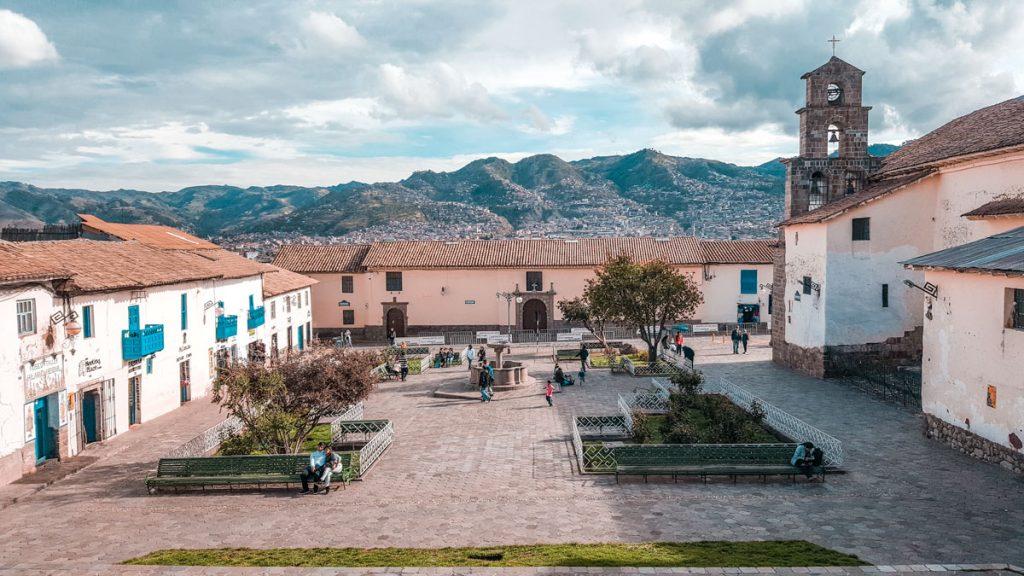 San Blas Cusco Peru | 2 Weeks in Peru for Solo Female Travelers