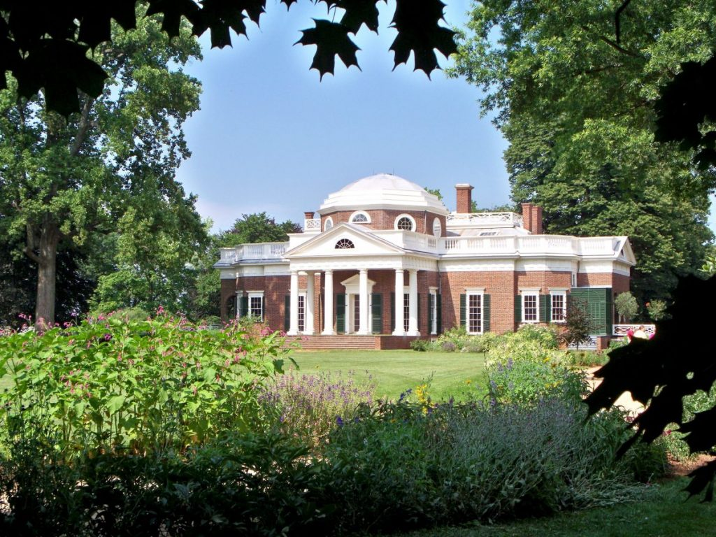Thomas Jefferson's Monticello | Charlottesville Arts Excursion | How to Spend an Art-Filled Weekend in Charlottesville Virginia