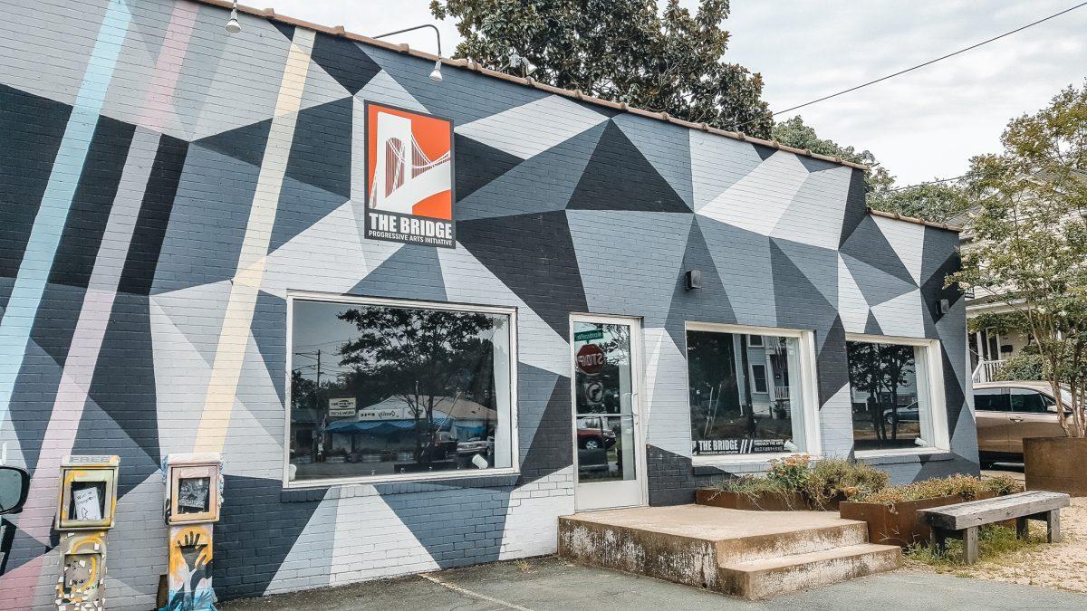 The Bridge Progressive Arts Initiative | Charlottesville Mural Mile